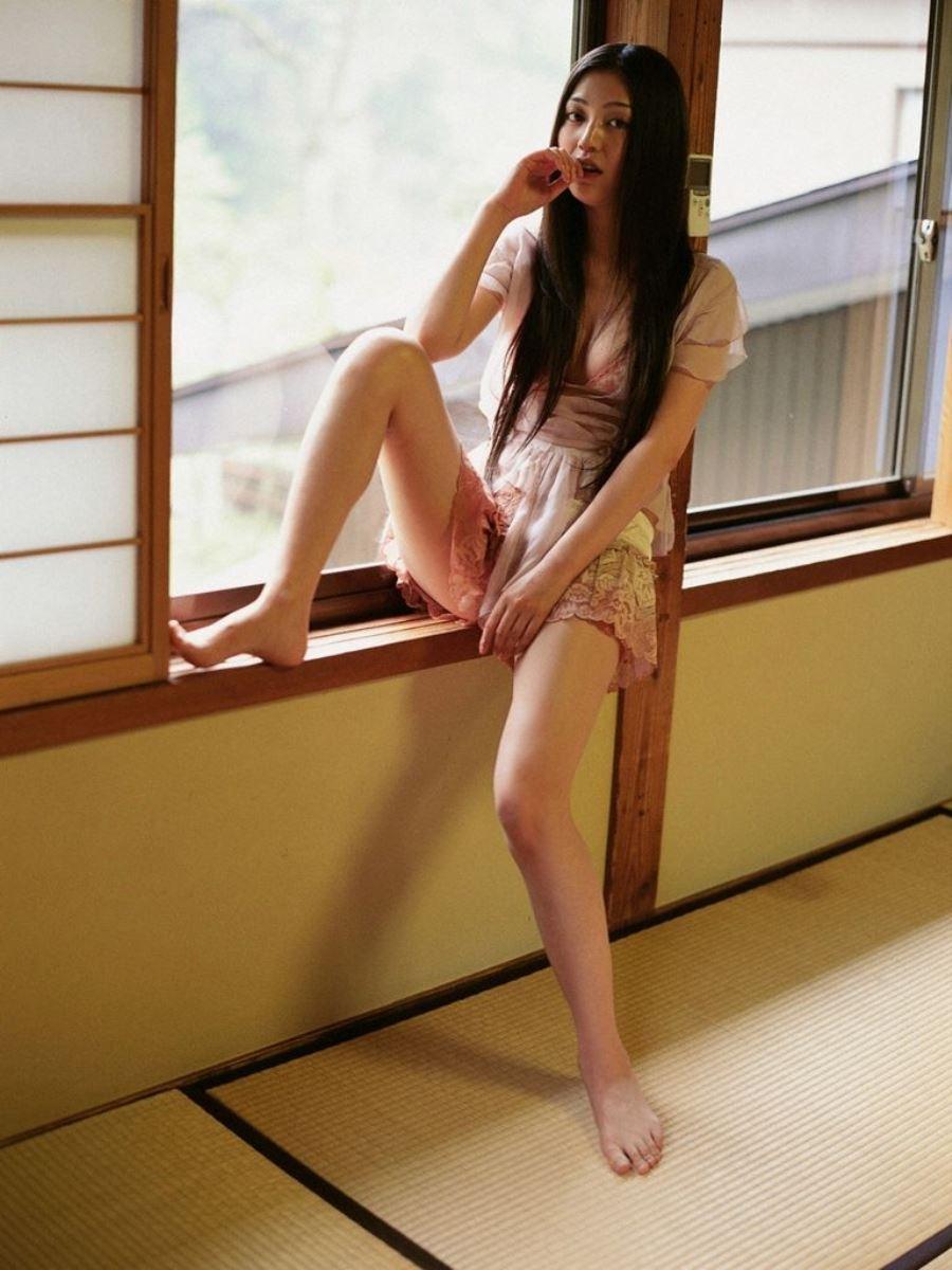 後藤理沙 元CM美少女 セクシー グラビア 画像 11