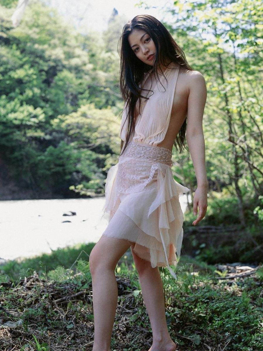 後藤理沙 元CM美少女 セクシー グラビア 画像 14