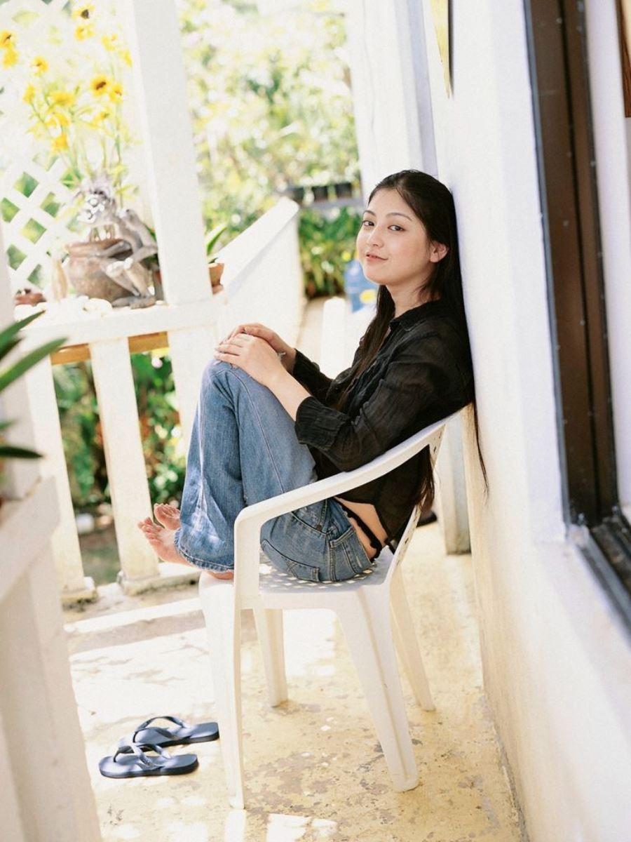 後藤理沙 元CM美少女 セクシー グラビア 画像 28