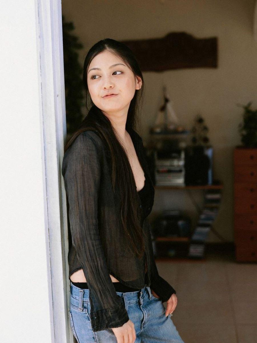 後藤理沙 元CM美少女 セクシー グラビア 画像 43