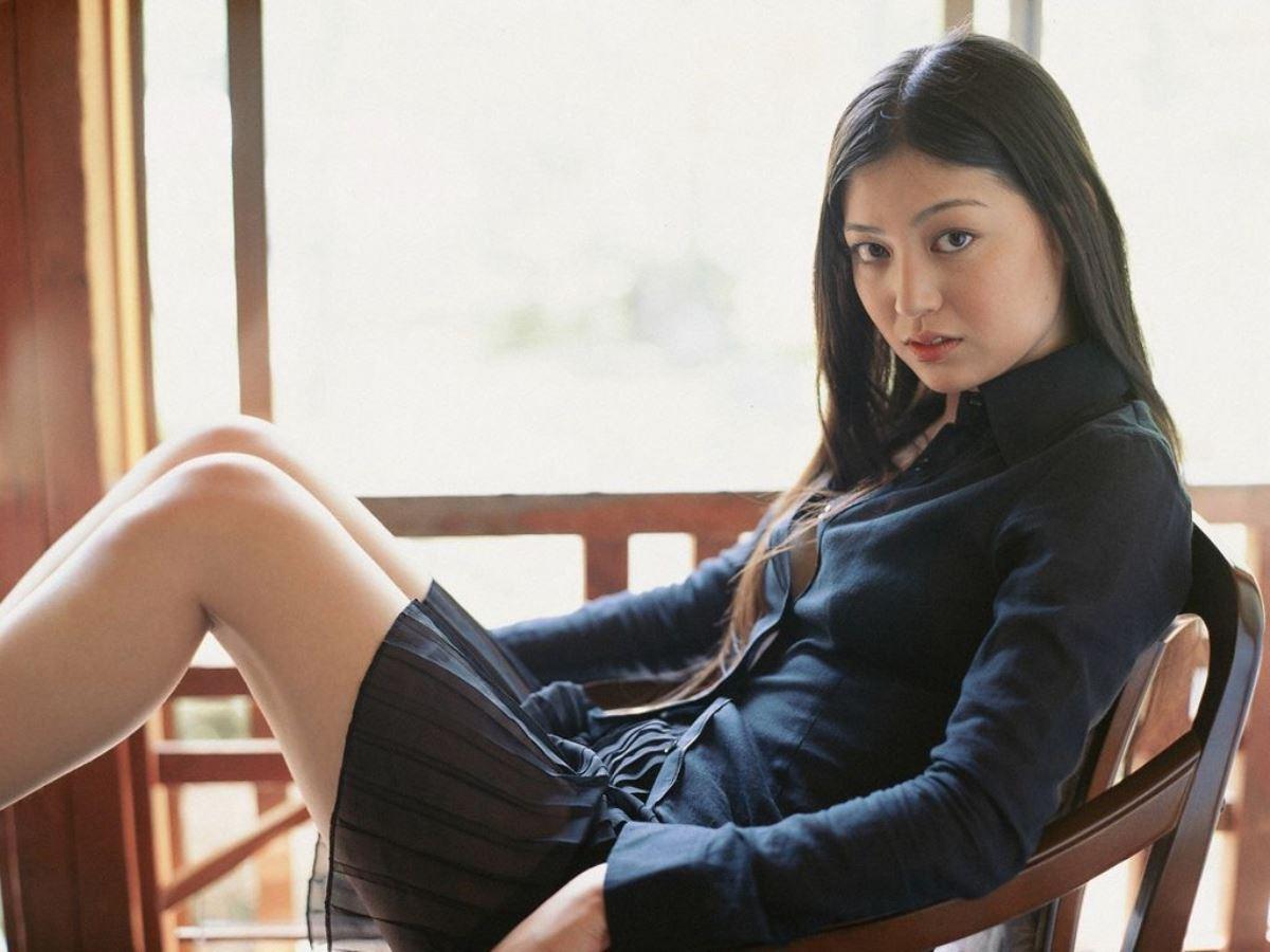 後藤理沙 元CM美少女 セクシー グラビア 画像 53