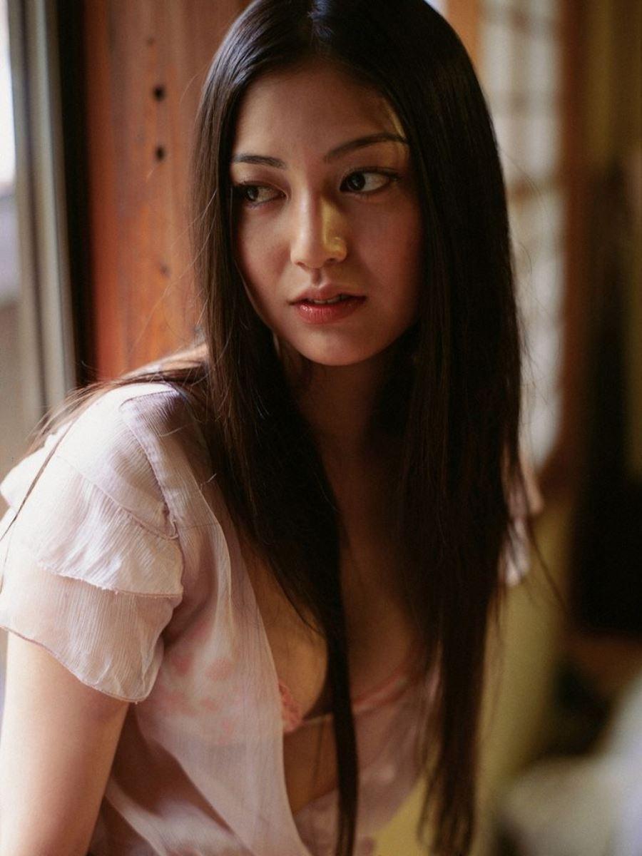後藤理沙 元CM美少女 セクシー グラビア 画像 55