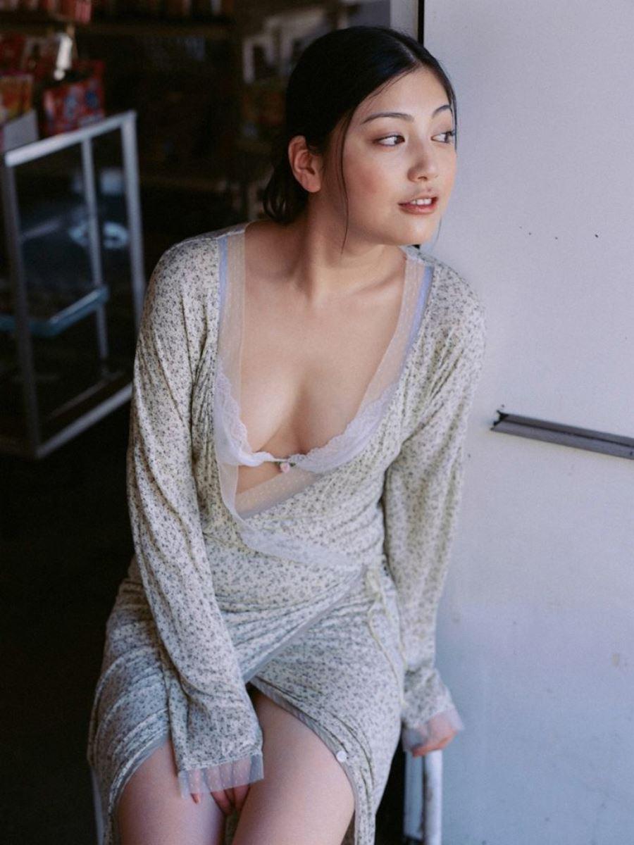 後藤理沙 元CM美少女 セクシー グラビア 画像 58