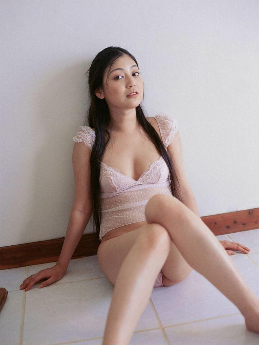 後藤理沙 元CM美少女 セクシー グラビア 画像 64