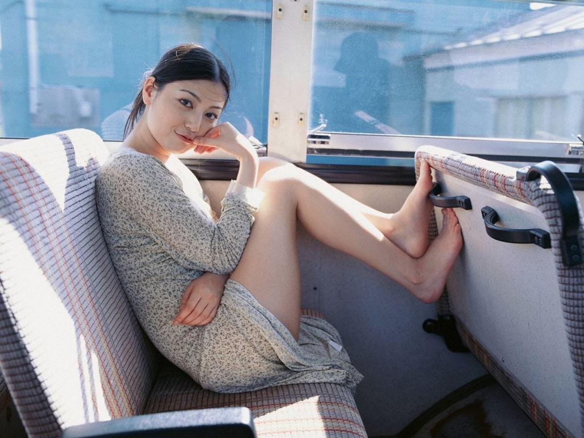 後藤理沙 元CM美少女 セクシー グラビア 画像 65