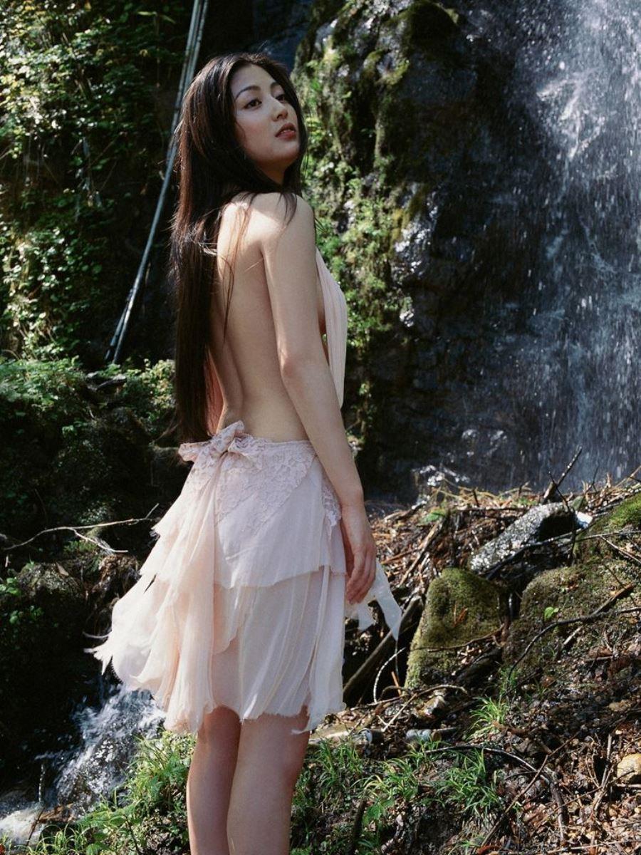 後藤理沙 元CM美少女 セクシー グラビア 画像 66