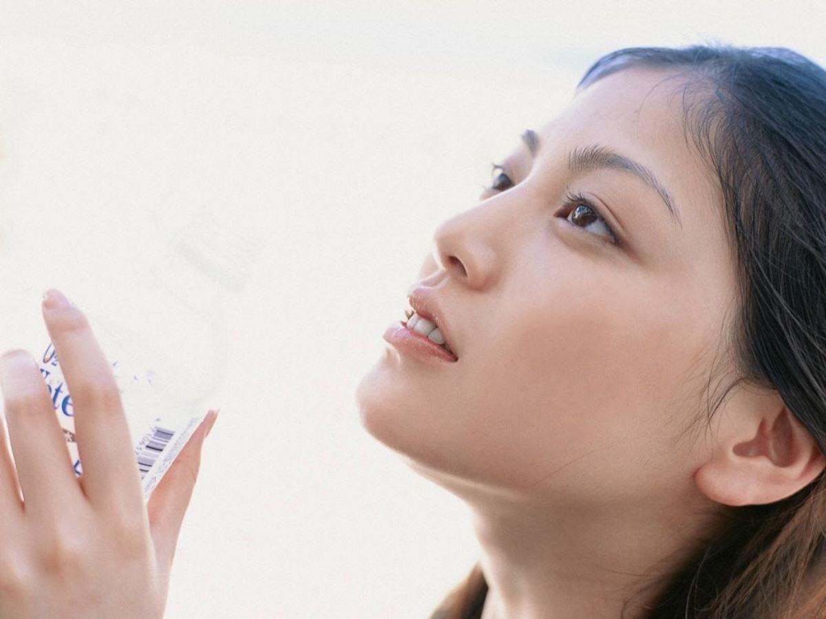 後藤理沙 元CM美少女 セクシー グラビア 画像 74