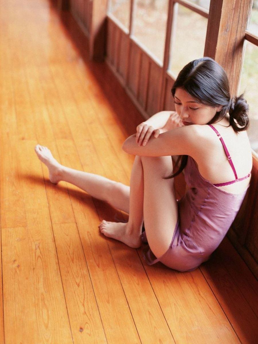 後藤理沙 元CM美少女 セクシー グラビア 画像 83