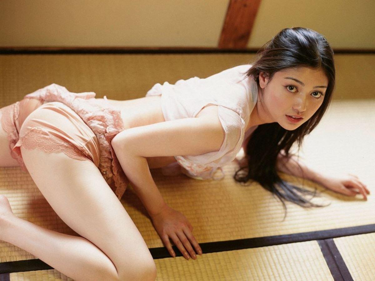 後藤理沙 元CM美少女 セクシー グラビア 画像 84