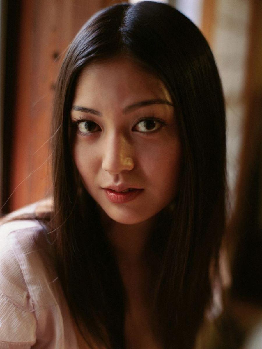 後藤理沙 元CM美少女 セクシー グラビア 画像 85