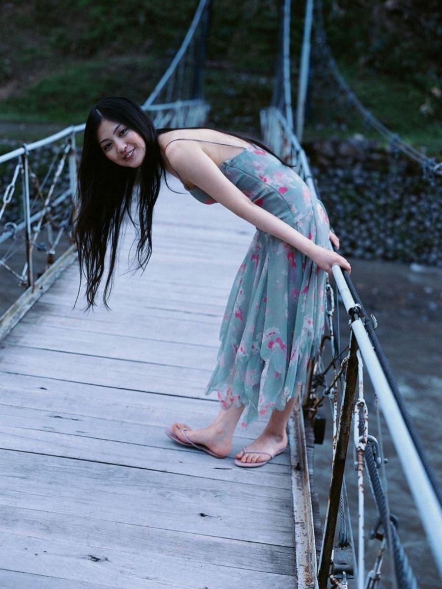 後藤理沙 元CM美少女 セクシー グラビア 画像 95