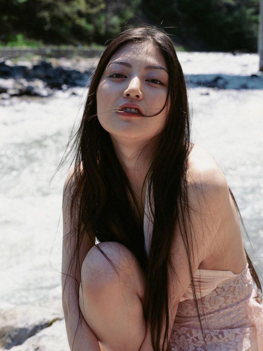 後藤理沙 元CM美少女 セクシー グラビア 画像 98
