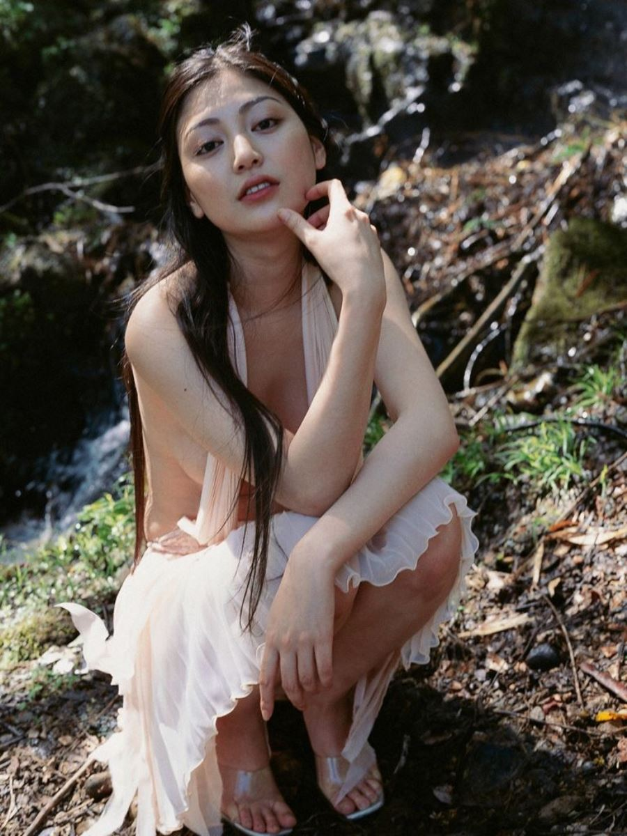 後藤理沙 元CM美少女 セクシー グラビア 画像 102