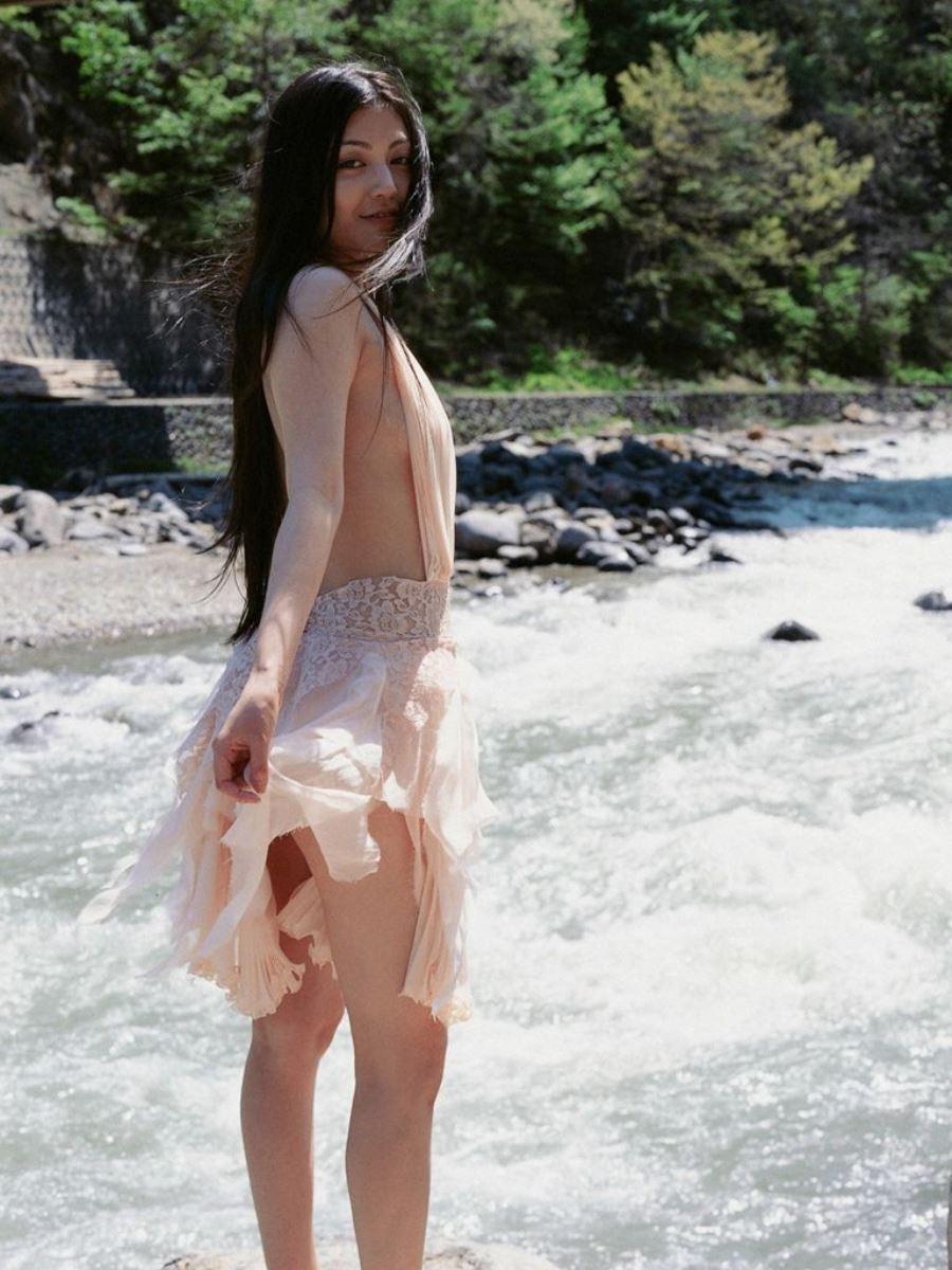 後藤理沙 元CM美少女 セクシー グラビア 画像 103