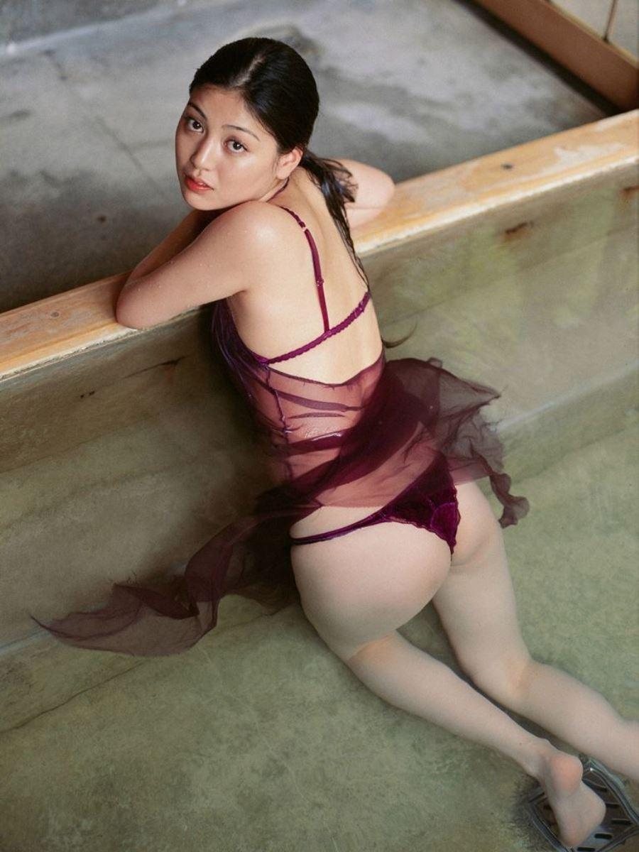 後藤理沙 元CM美少女 セクシー グラビア 画像 109