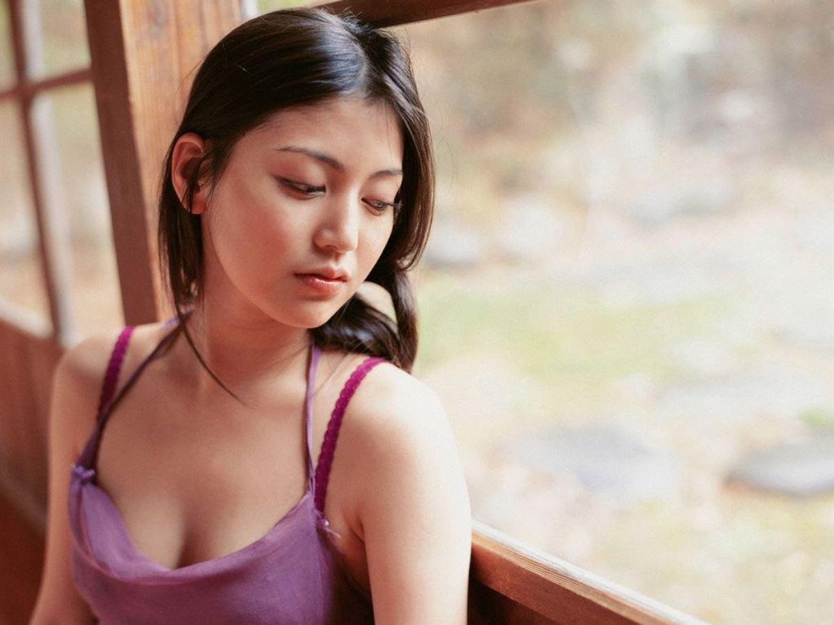 後藤理沙 元CM美少女 セクシー グラビア 画像 110