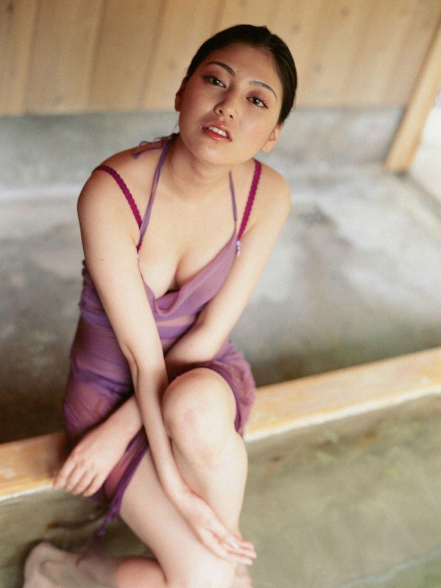 後藤理沙 元CM美少女 セクシー グラビア 画像 117