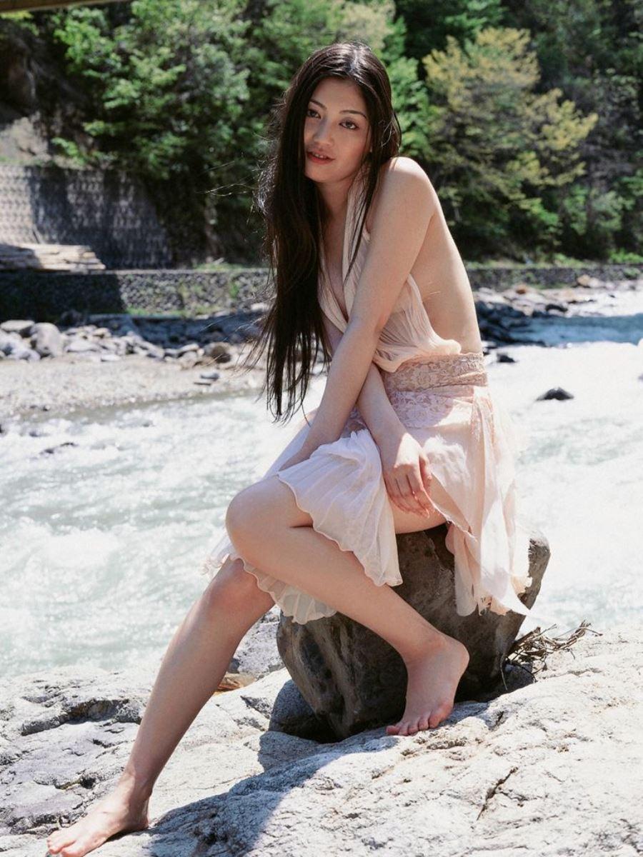 後藤理沙 元CM美少女 セクシー グラビア 画像 122