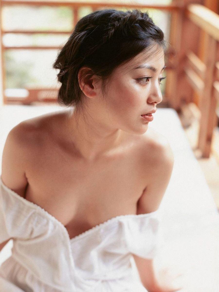 後藤理沙 元CM美少女 セクシー グラビア 画像 139