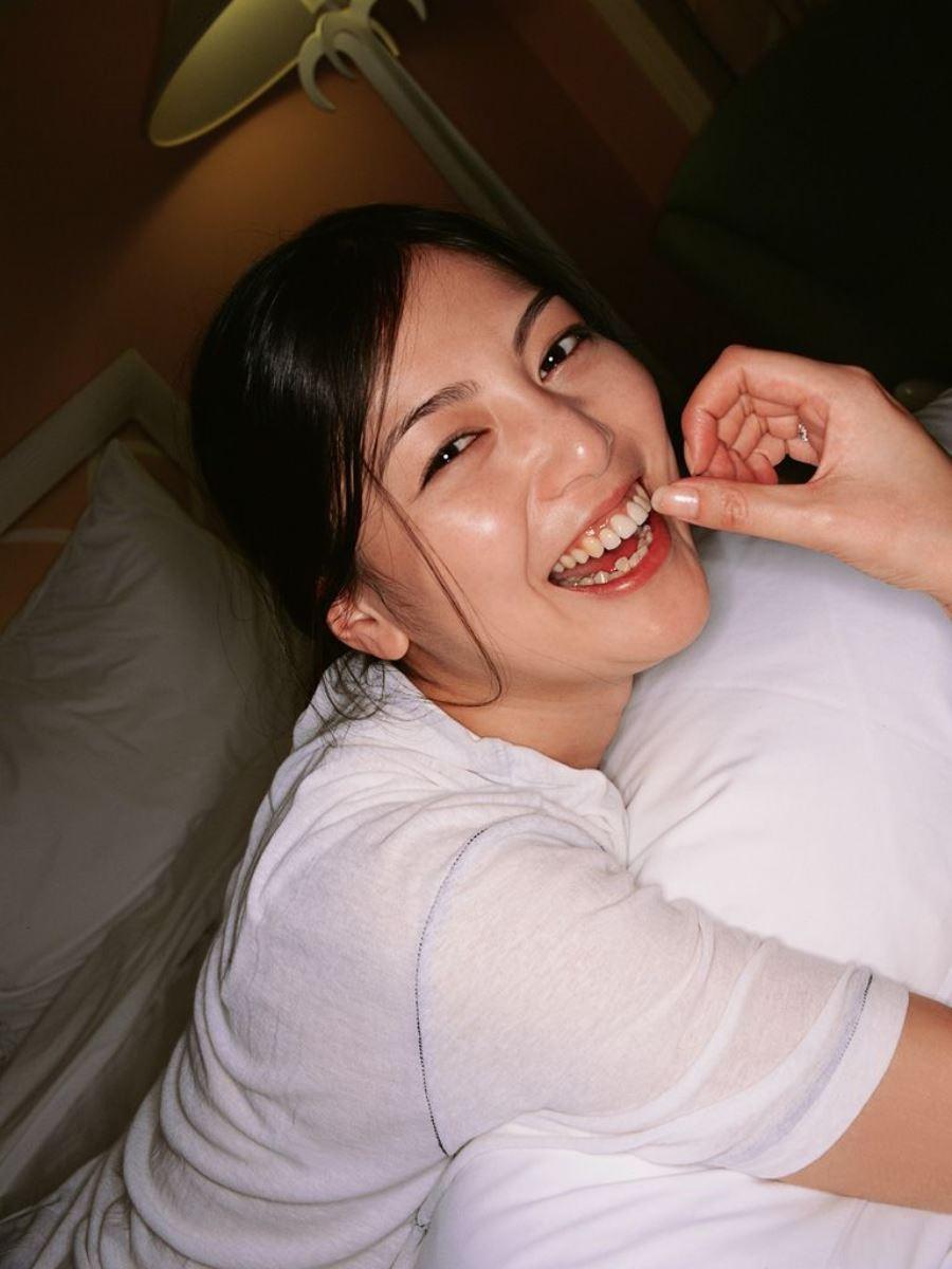 後藤理沙 元CM美少女 セクシー グラビア 画像 143