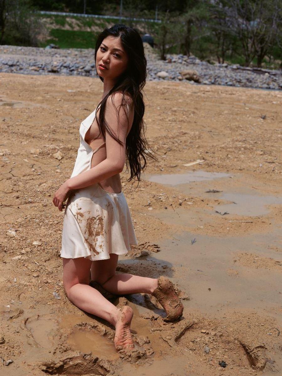 後藤理沙 元CM美少女 セクシー グラビア 画像 146