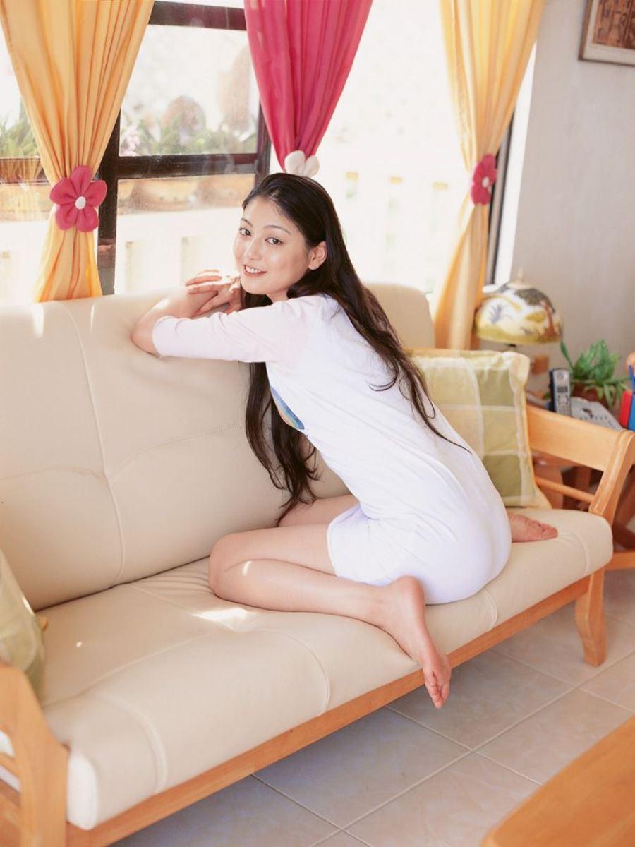 後藤理沙 元CM美少女 セクシー グラビア 画像 148