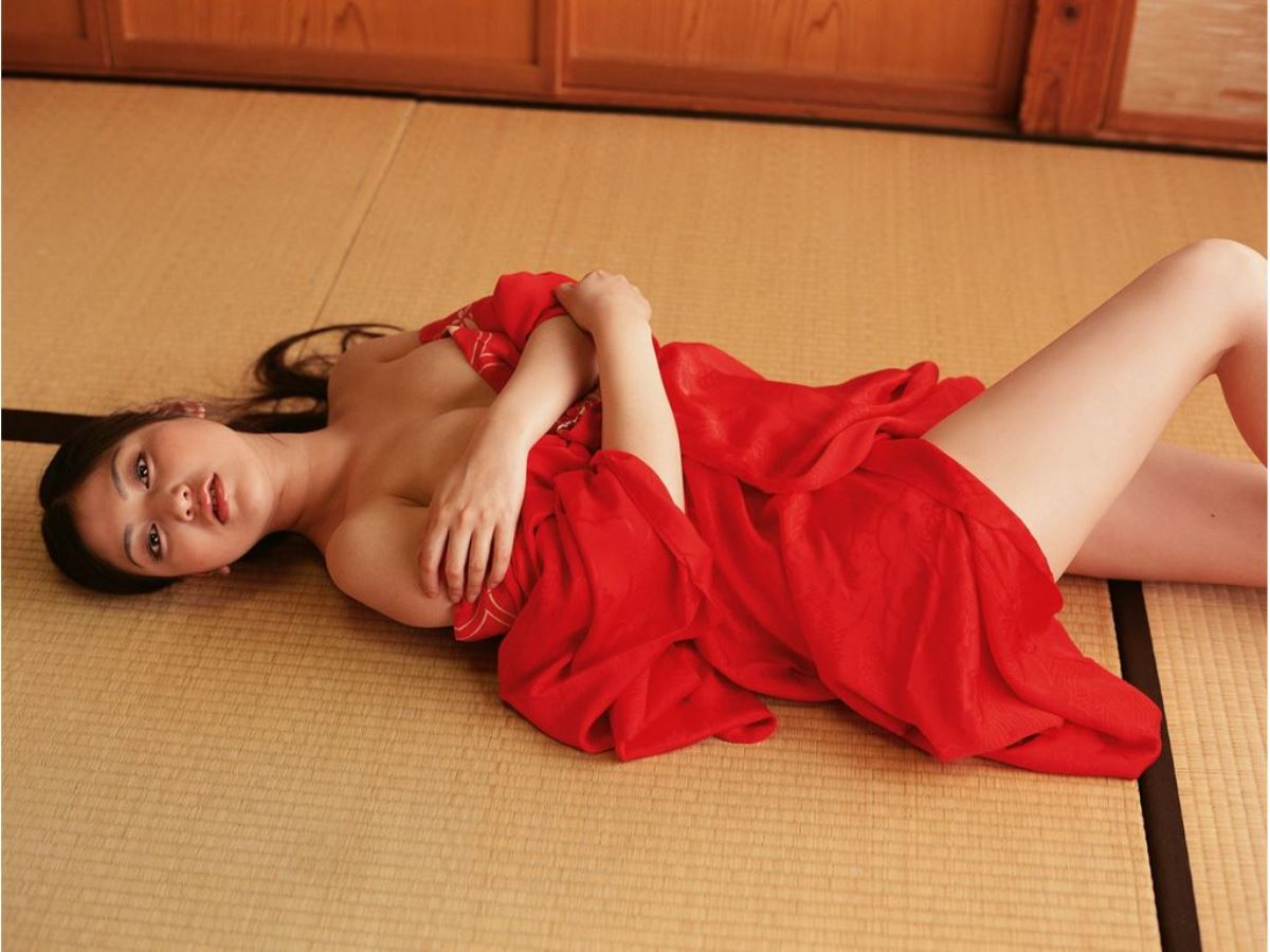 後藤理沙 元CM美少女 セクシー グラビア 画像 151