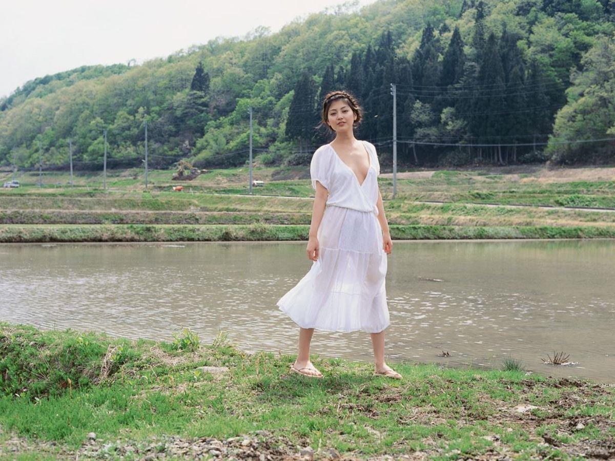後藤理沙 元CM美少女 セクシー グラビア 画像 159