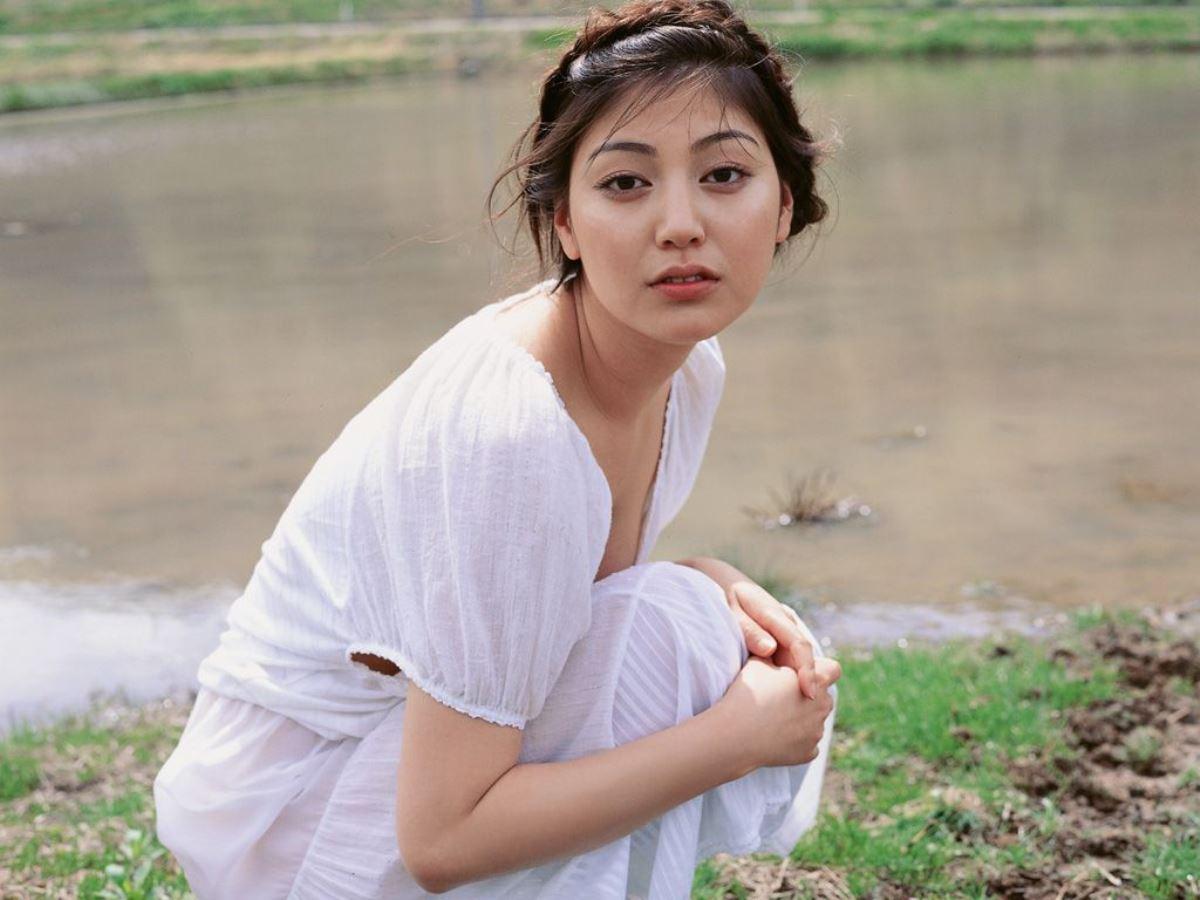 後藤理沙 元CM美少女 セクシー グラビア 画像 163