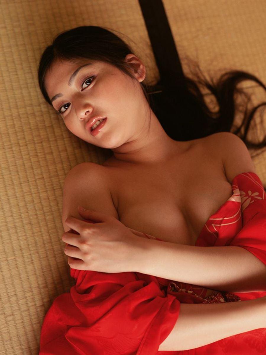 後藤理沙 元CM美少女 セクシー グラビア 画像 168