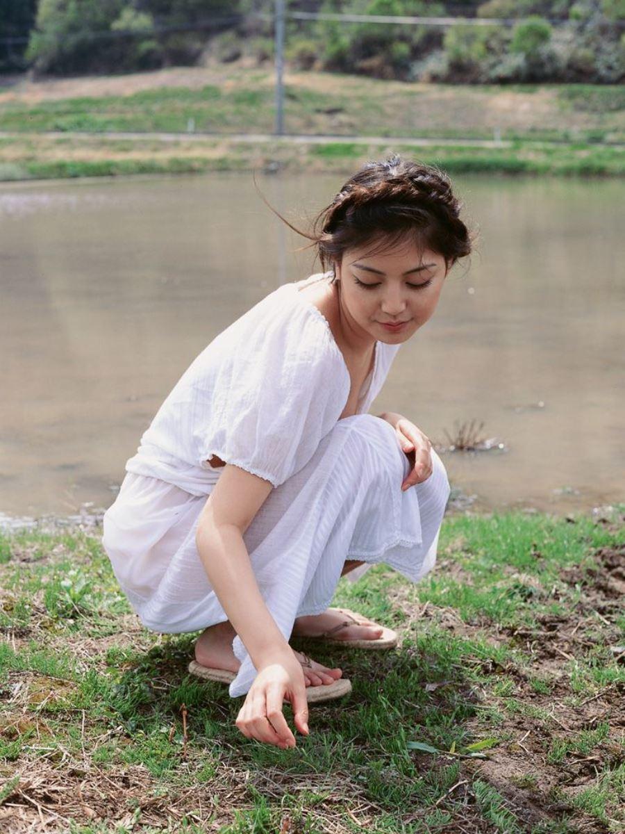 後藤理沙 元CM美少女 セクシー グラビア 画像 174