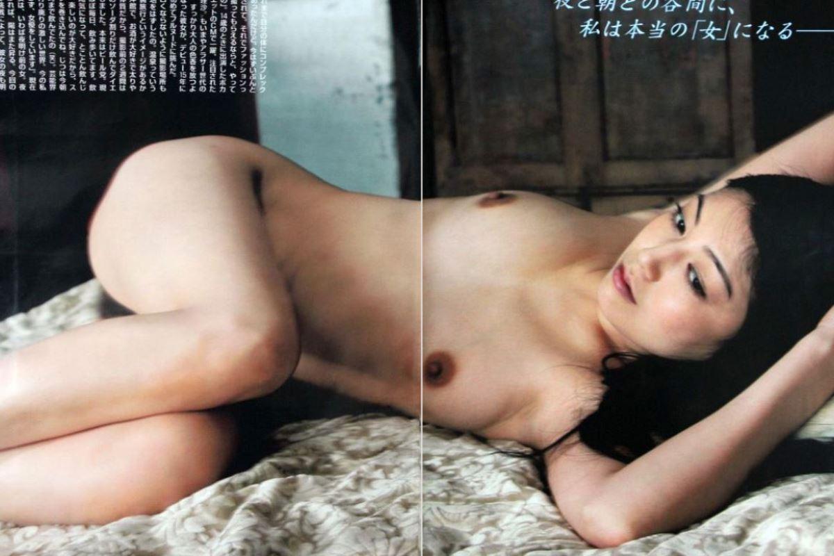 後藤理沙 衝撃 ヘアヌード 濡れ場 セックス 画像 22