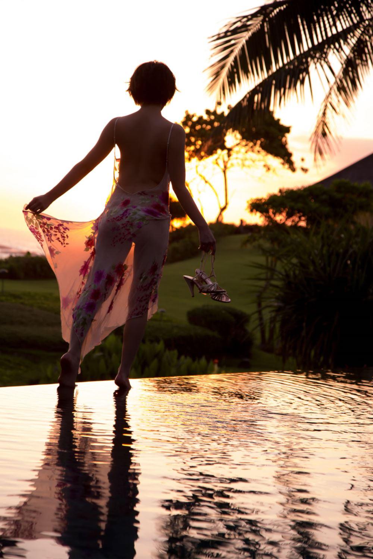 浅倉結希 ショートカット 可愛い 水着 グラビア 画像 56