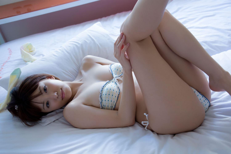 浅倉結希 ショートカット 可愛い 水着 グラビア 画像 83