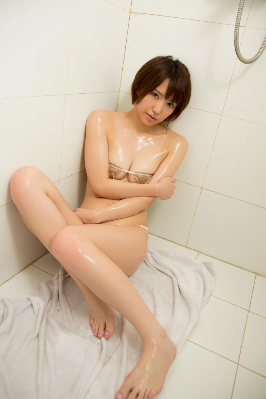 浅倉結希 ショートカット 可愛い 水着 グラビア 画像 88
