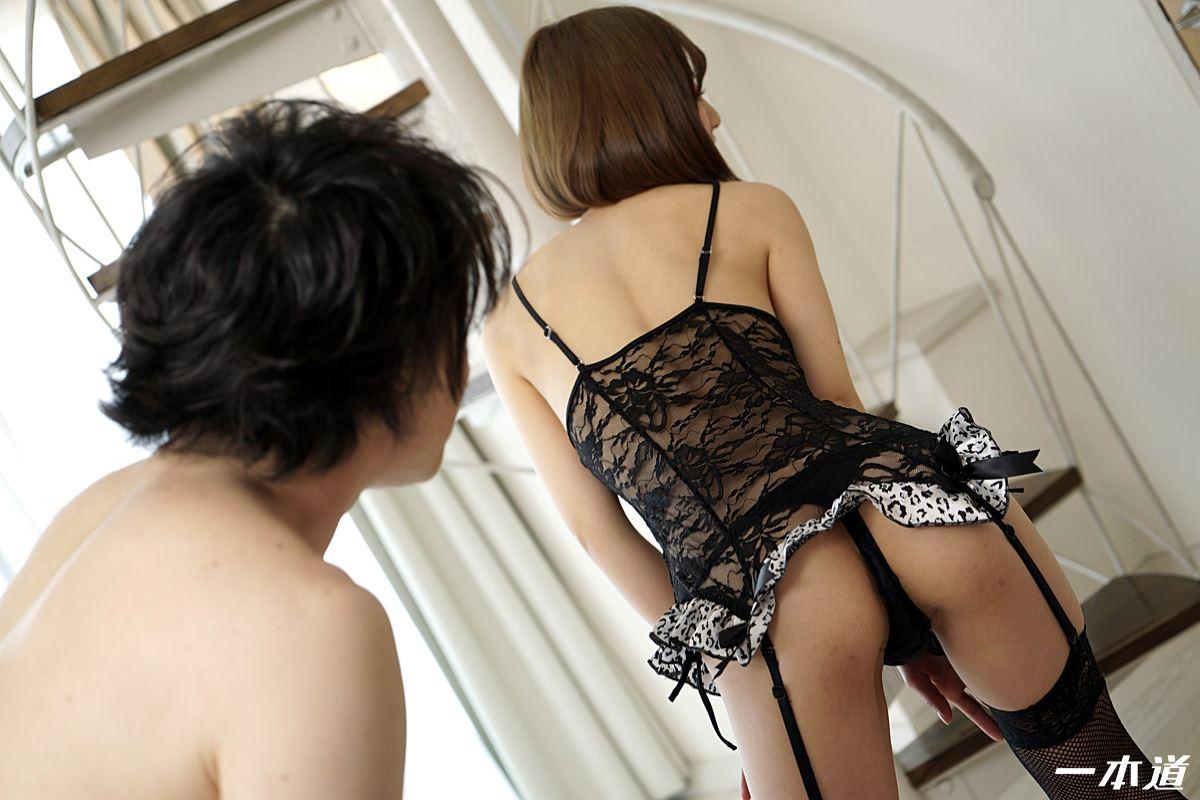 鏡越し 立ちバック 悶える 梢あをな セックス 画像 27