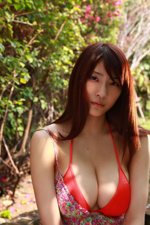 リアル峰不二子 護あさな セクシー 水着 エロ画像 25