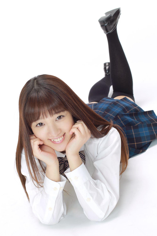 池田ショコラ スクール水着 制服 かわいい エロ画像 14