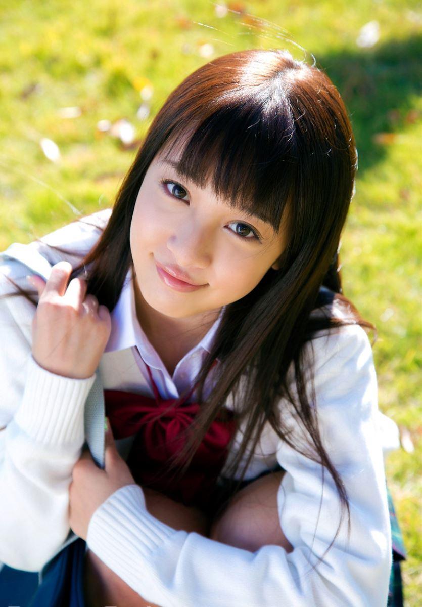 池田ショコラ スクール水着 制服 かわいい エロ画像 57