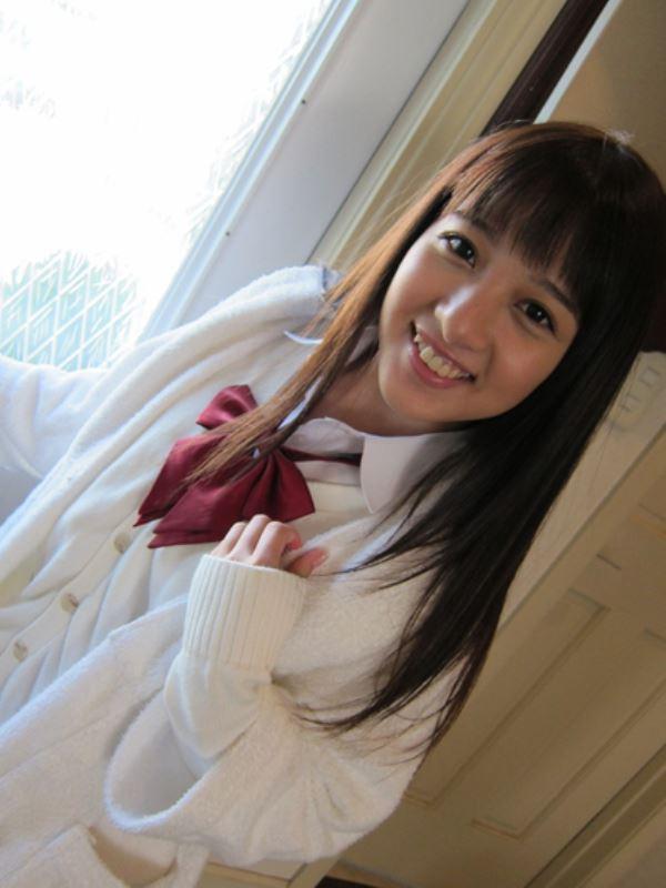 池田ショコラ スクール水着 制服 かわいい エロ画像 95