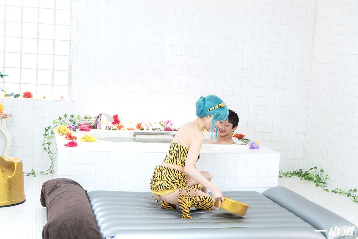 コスプレ高級ソープ!!目々澤めぐセックス画像 16