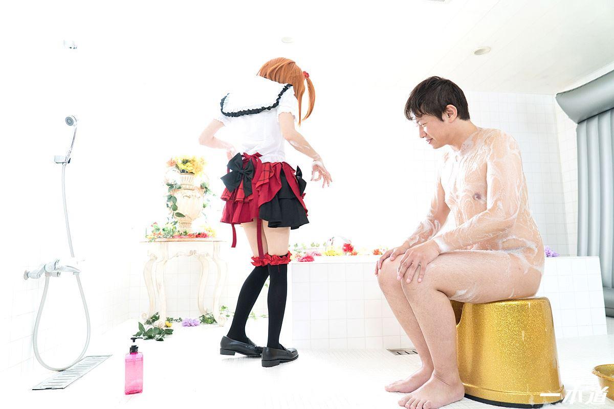 コスプレ高級ソープ!!目々澤めぐセックス画像 48