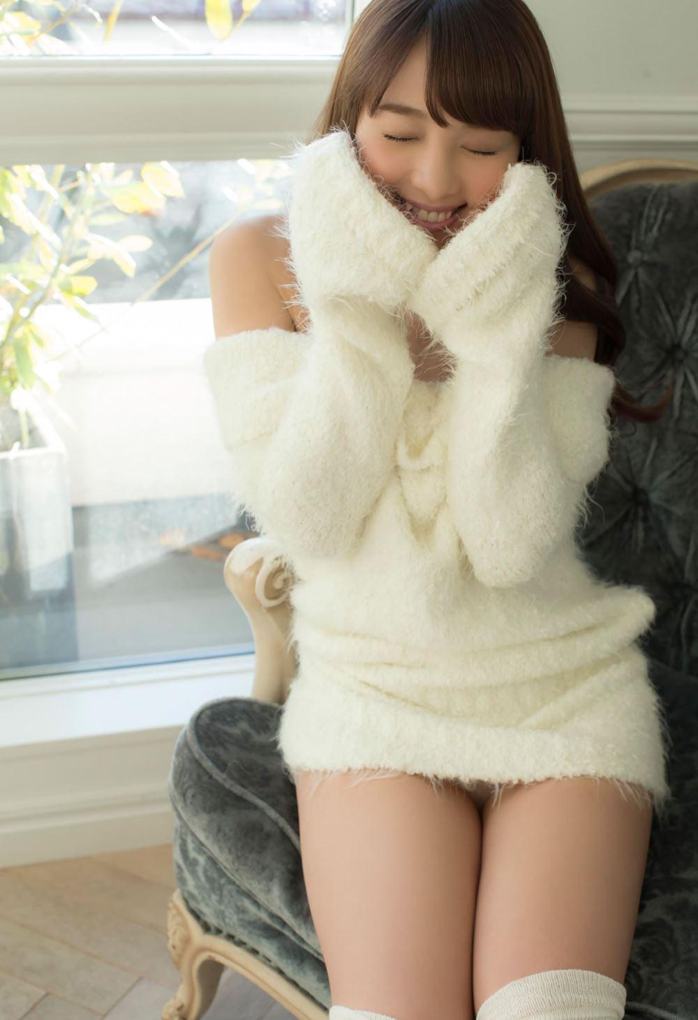 池田ショコラの下着姿がエロカワな過激グラビア画像 52