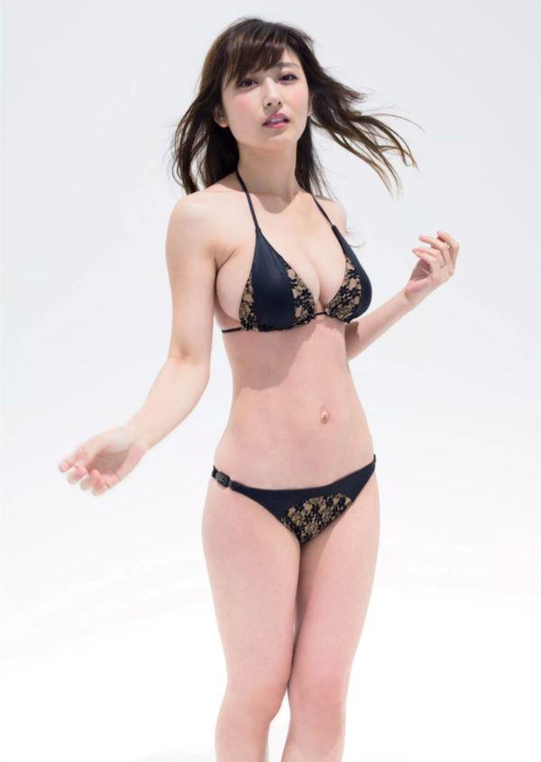熊田曜子 手ぶら ヌード 経産婦 全裸 エロ画像 2