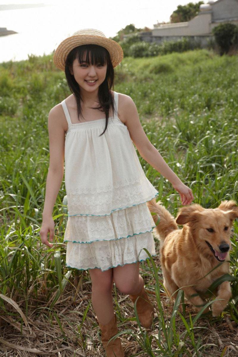 真野恵里菜の昔が可愛すぎる懐かしのエロ画像 4