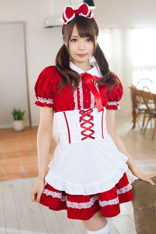 凰かなめ 乃木坂ぽいコスプレの最新セックス画像 4
