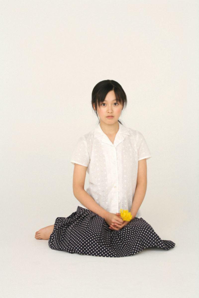久住小春のセーラー服や体育着姿が可愛いエロ画像 58