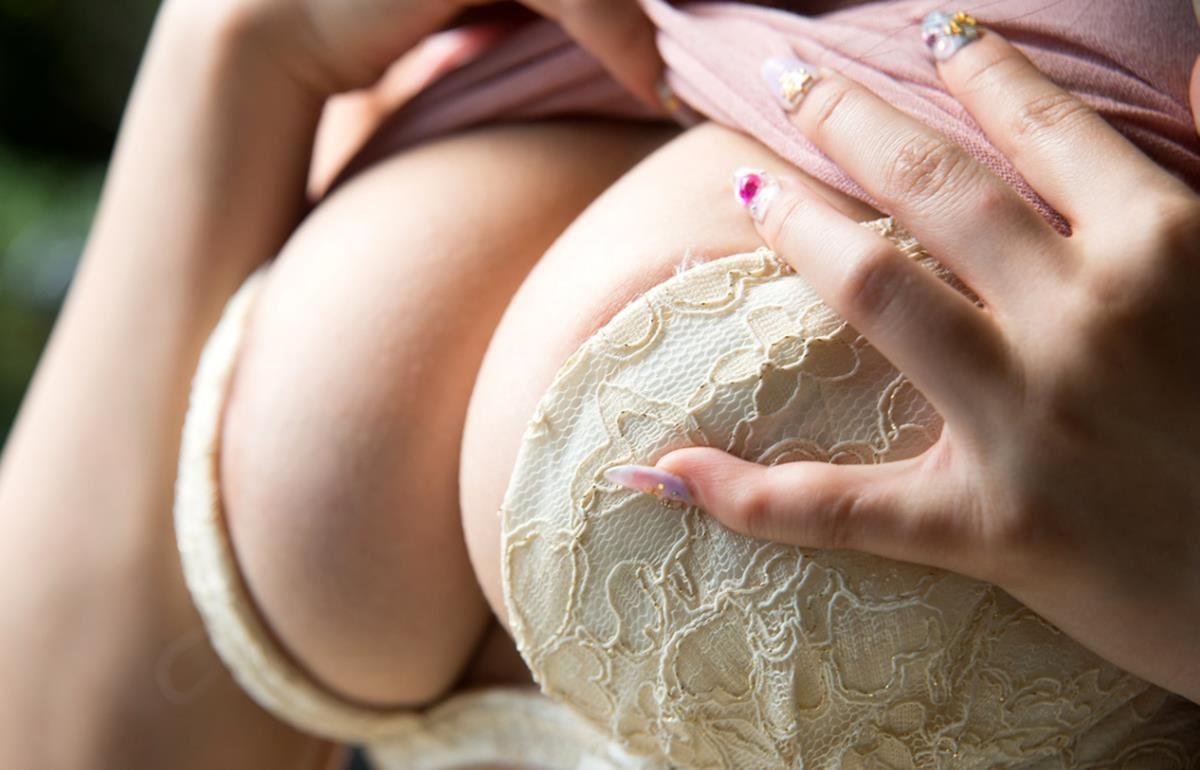 園田みおん Gカップ美巨乳がセクシーなヌード画像 8