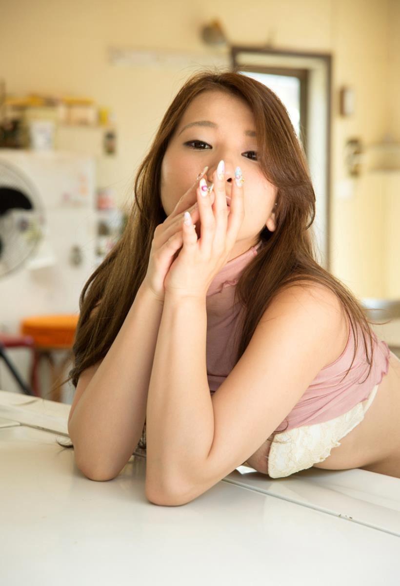 園田みおん Gカップ美巨乳がセクシーなヌード画像 10