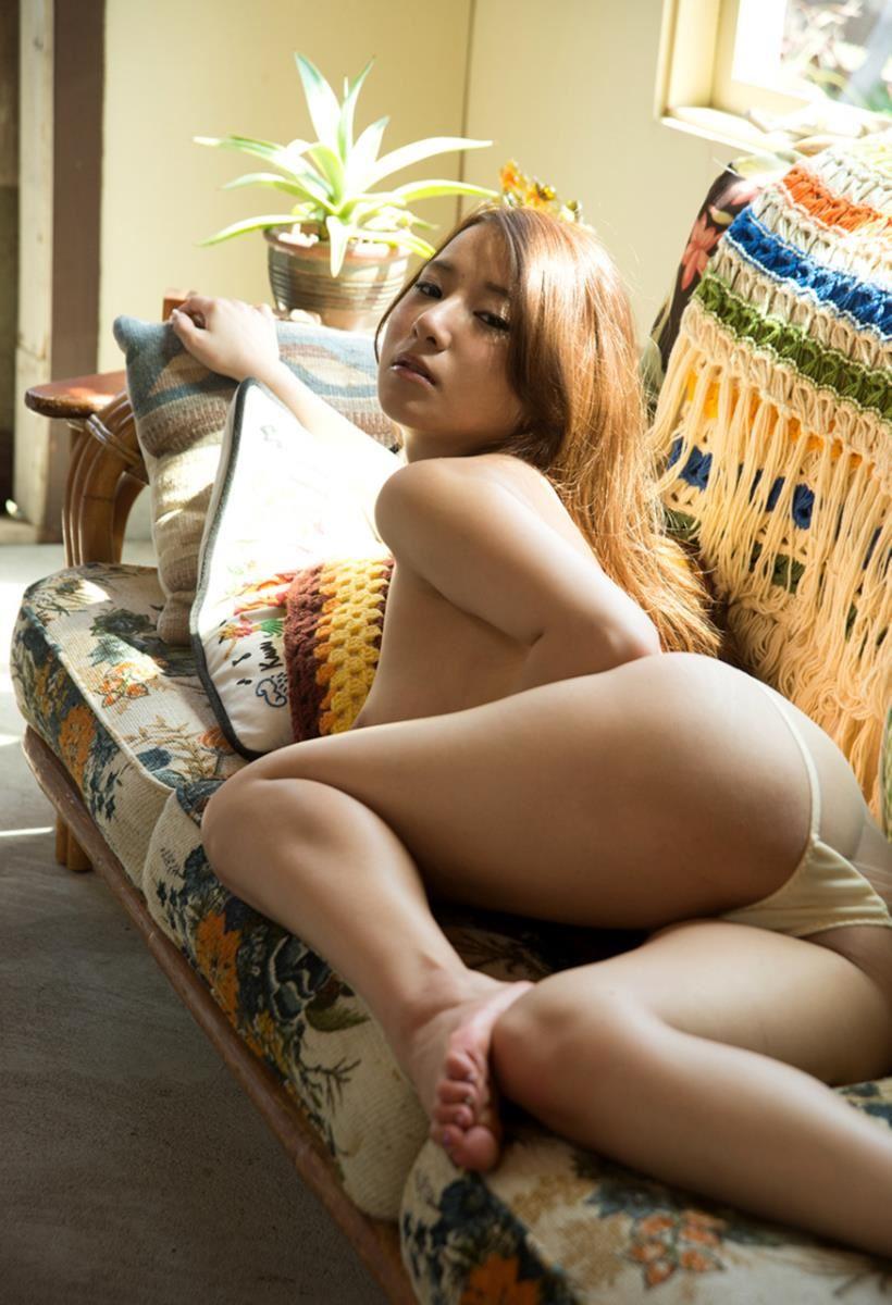 園田みおん Gカップ美巨乳がセクシーなヌード画像 27